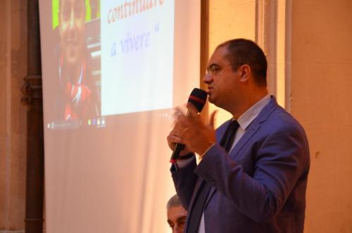 Inaugurazione Associazione il Dono di Francesco ONLUS